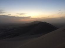 The Gobi Desert Sand Dunes
